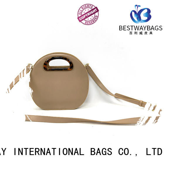 generous pu leather bag beautiful Chinese for ladies