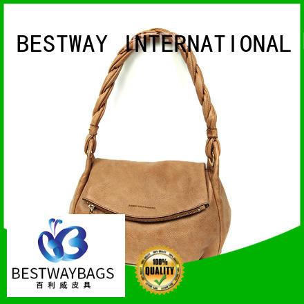 Bestway sale pu leather bag online for ladies