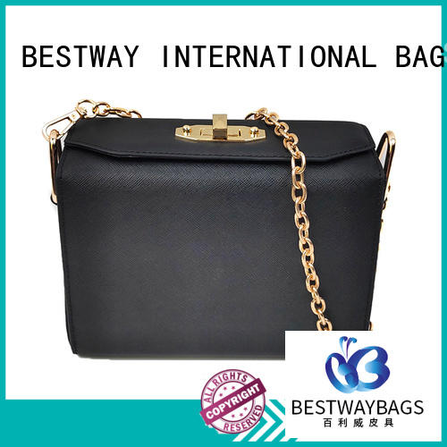 Bestway generous pebbled leather online for lady