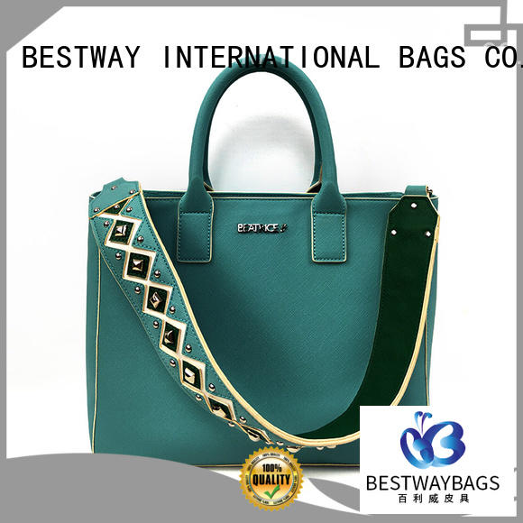simple pu leather bag brand online for girl