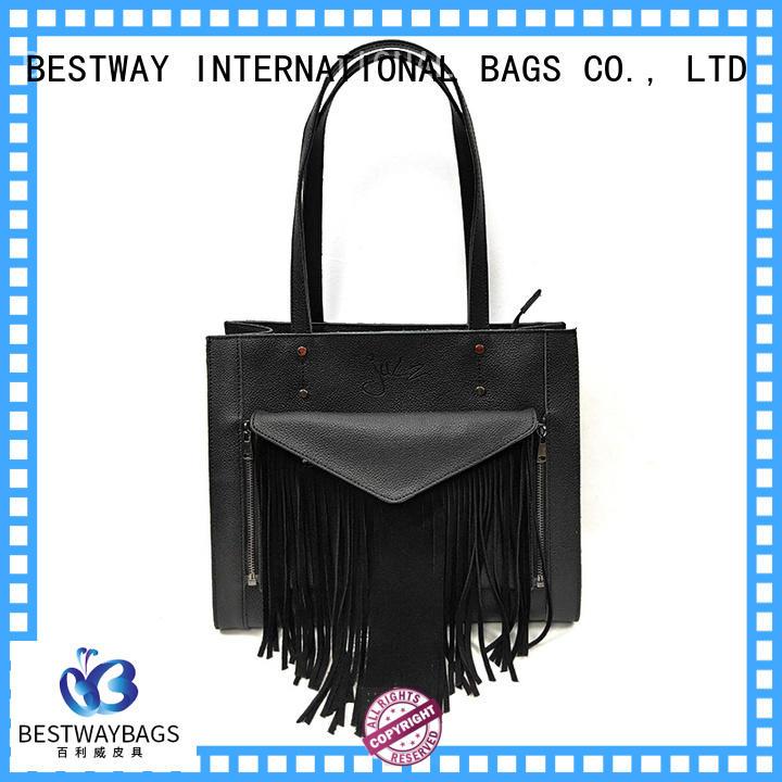 stylish leather handbags plain personalized