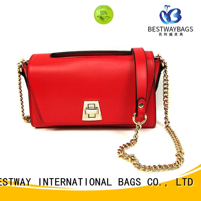 Bestway simple bag material pu meaning Chinese for ladies