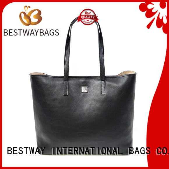 trendy leather bag wildly for work