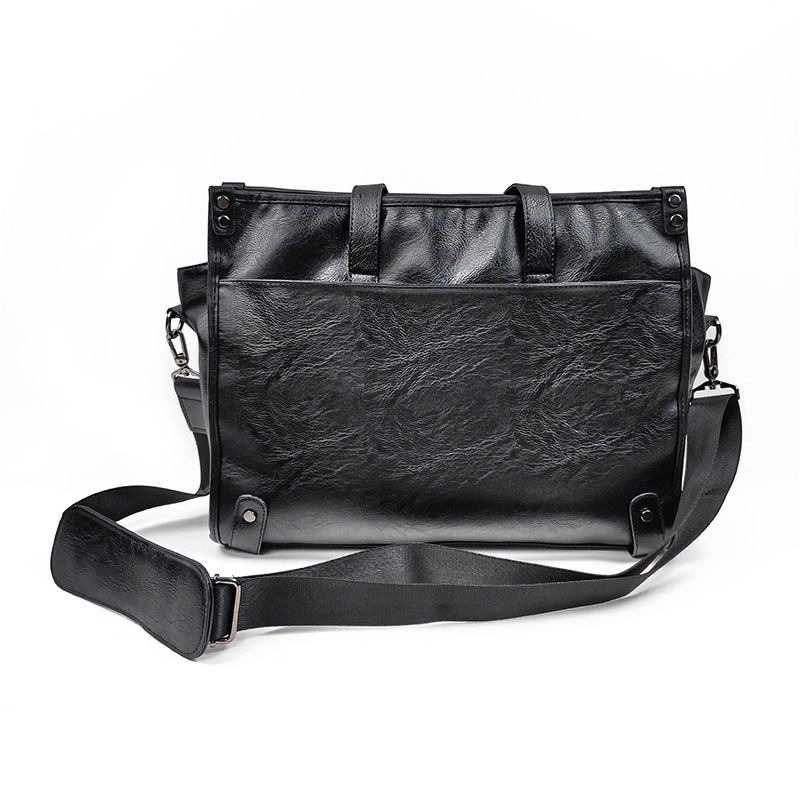fashion pu vs faux leather logo online for women-1