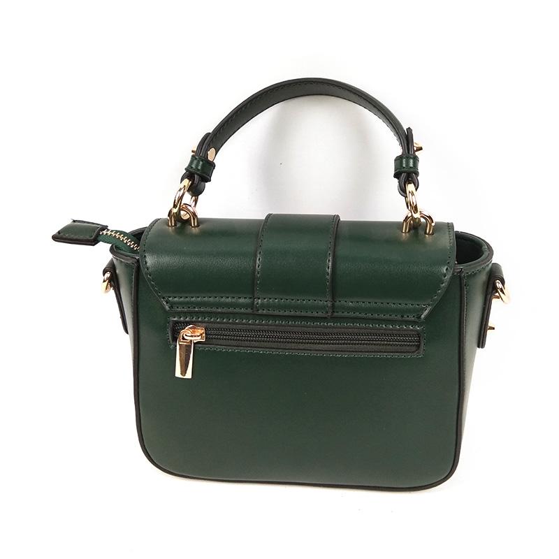 Bestway elegant pu leather vs genuine leather company for ladies-1