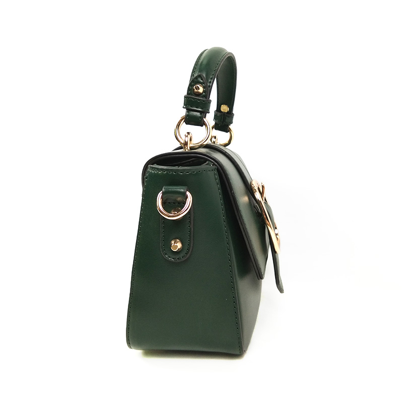 Bestway elegant pu leather vs genuine leather company for ladies-2