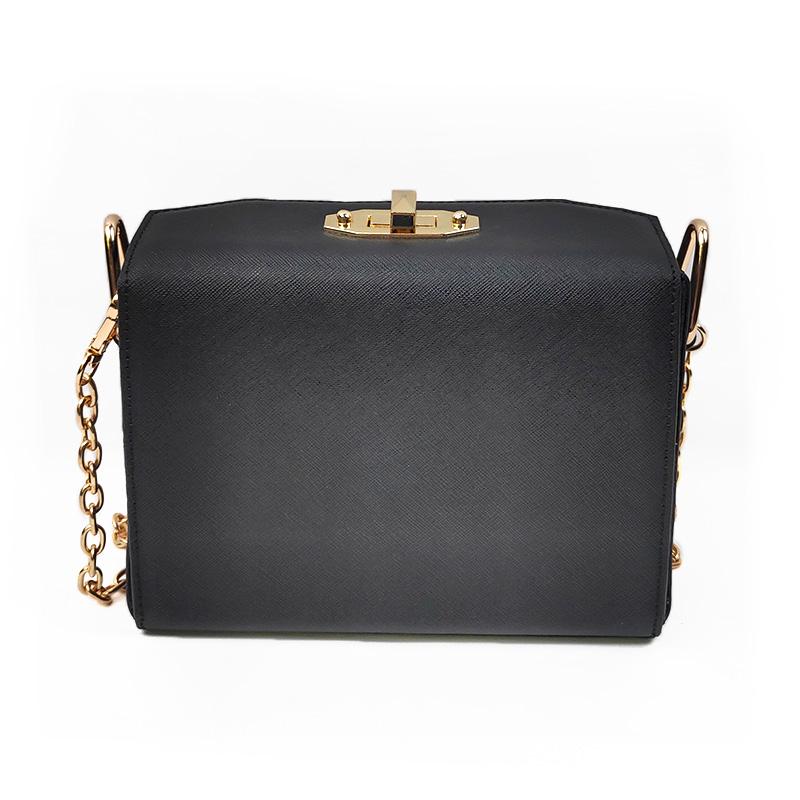 Bestway elegant pu leather shoulder bag factory for girl-1