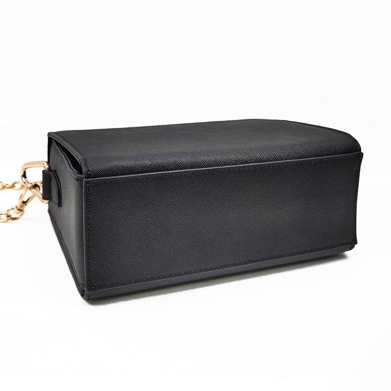 Bestway elegant pu leather shoulder bag factory for girl-2