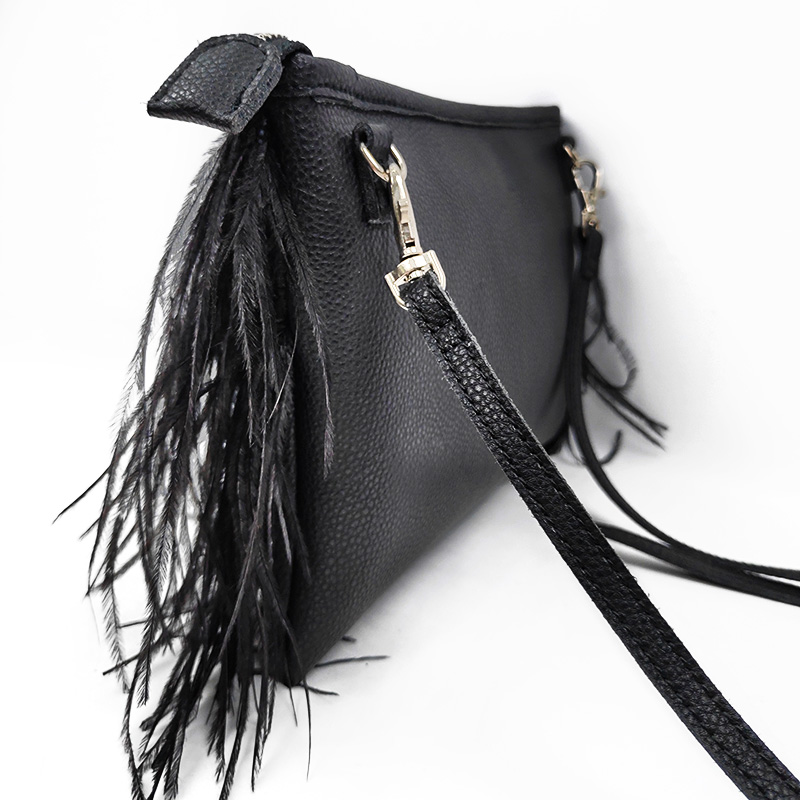 Bestway label pu sling bag Supply for women-2