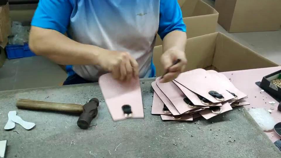 Nylon Bag Punching