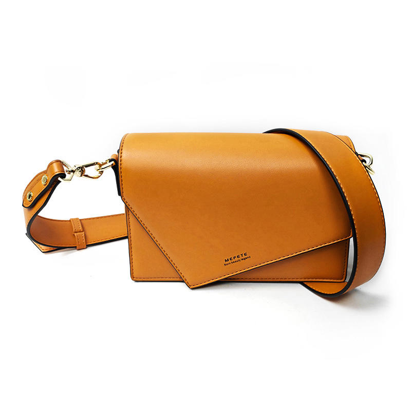 Popular Mini Summer Matching Female Bag Cross body With Wide Soft Strap