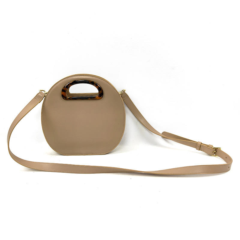 Stylish Small Famous Brand Real Leather Bags Fashion Handbags for Girls
