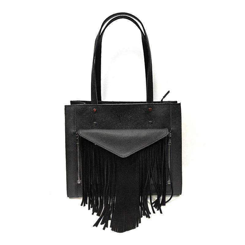 Big Luxury Designer Black Leather Ladies Tote Hobo Bag Handbags Online For Women