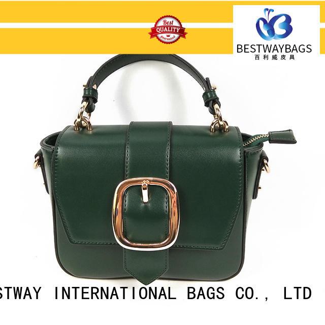 Bestway generous polyurethane bag supplier for girl