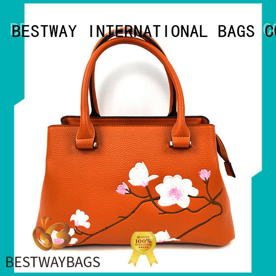 label pu sling bags work for women Bestway