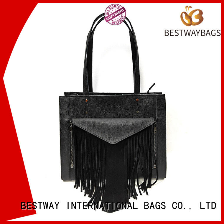 designer leather bag fancy personalized for date