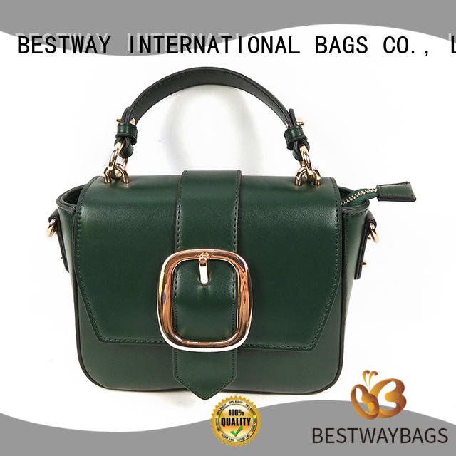 Bestway purses polyurethane bag Chinese for girl