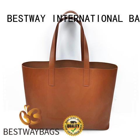Bestway womens pu leather handbags wholesale supplier for women