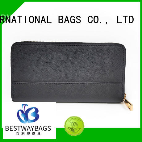 Bestway women leather bag manufacturer for date