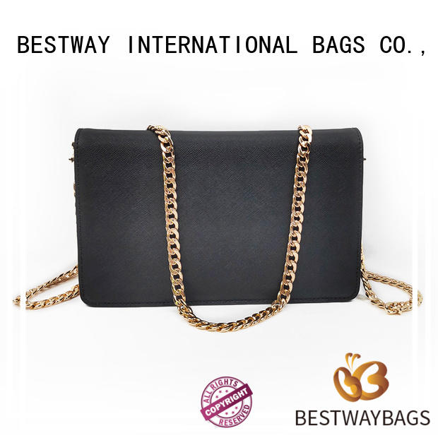 bucket leather bag wildly for date