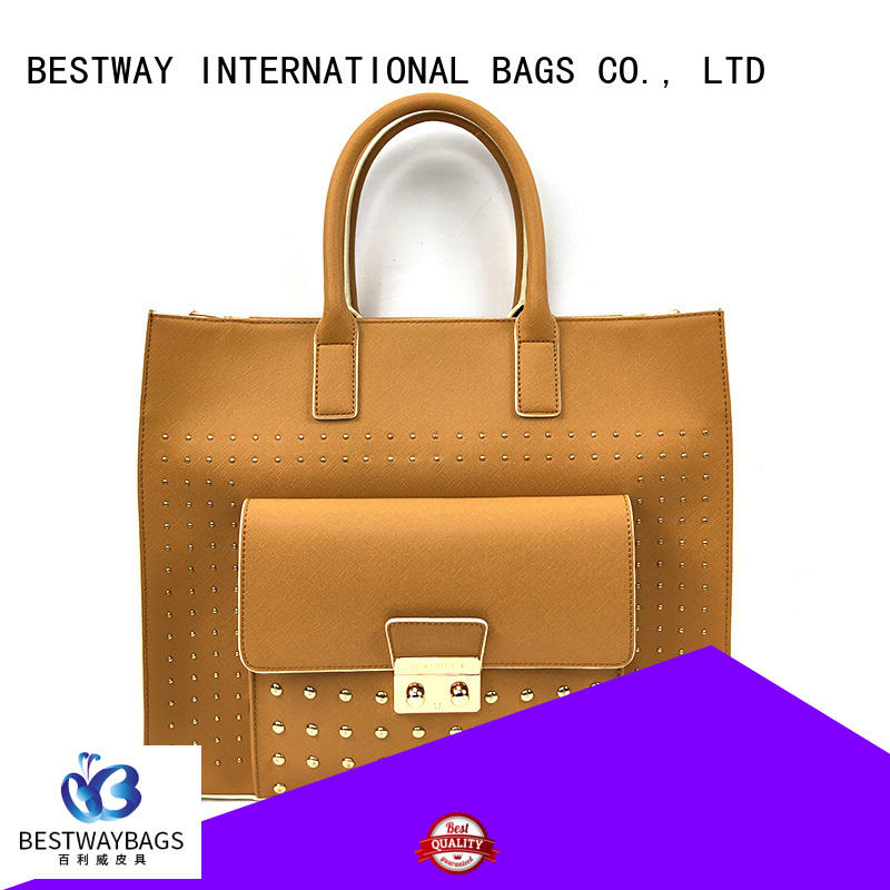 simple pu leather bag Chinese for lady
