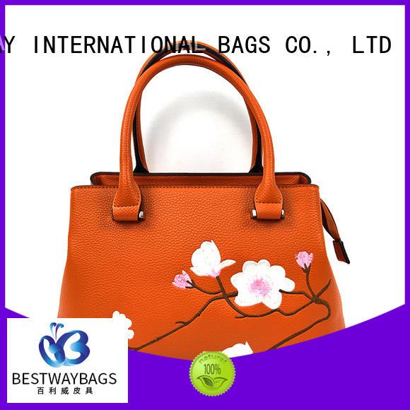 Bestway nylon fashion bag Chinese for ladies