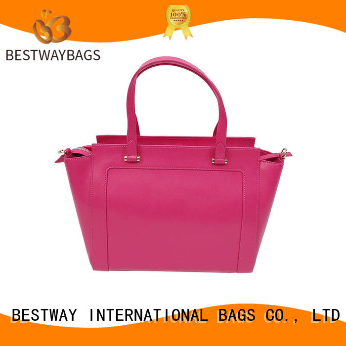 simple pu leather bag Chinese for ladies