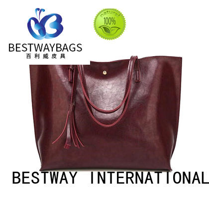 Bestway elegant what is premium pu leather Chinese for women
