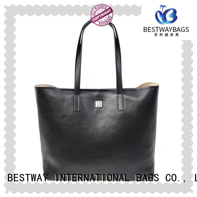 side leather handbags manufacturer for school