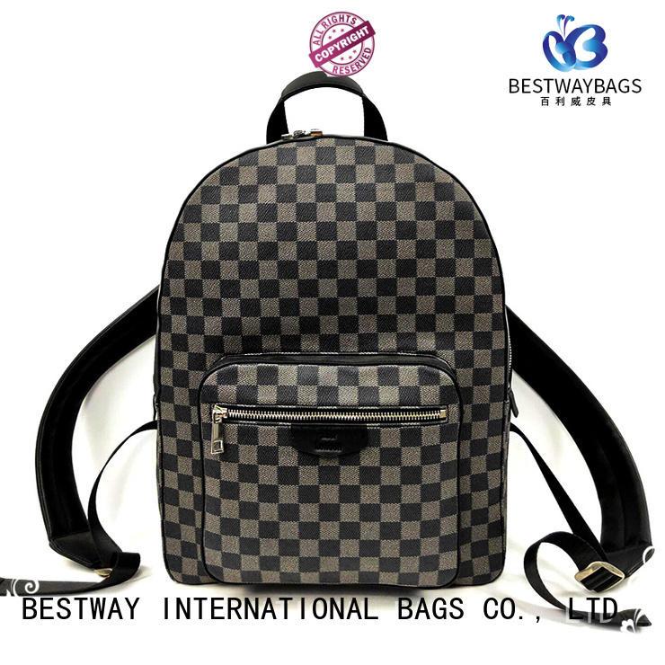 Bestway cow leather satchel handbags manufacturer for date