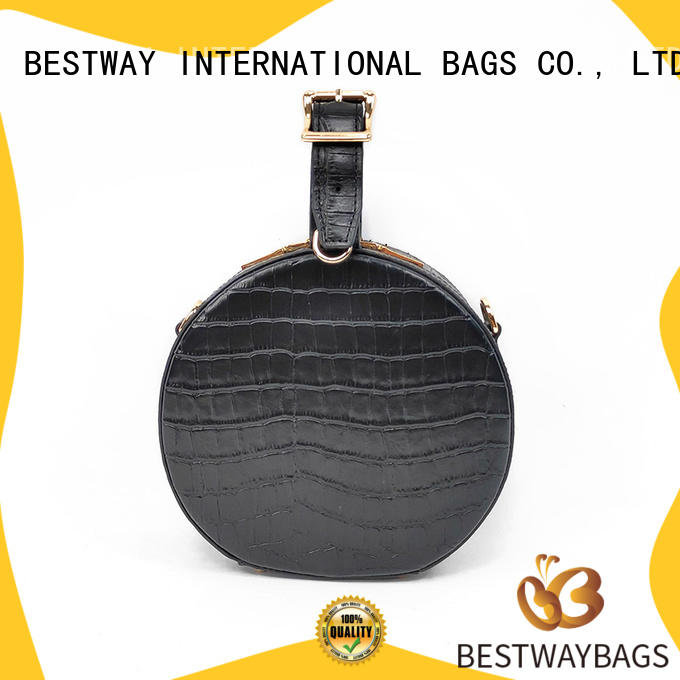 Bestway wide leather purse on sale for date