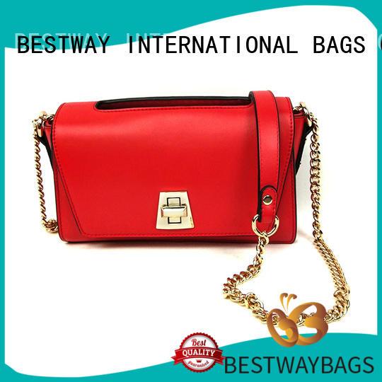 Bestway women embossed leather bag for sale for ladies
