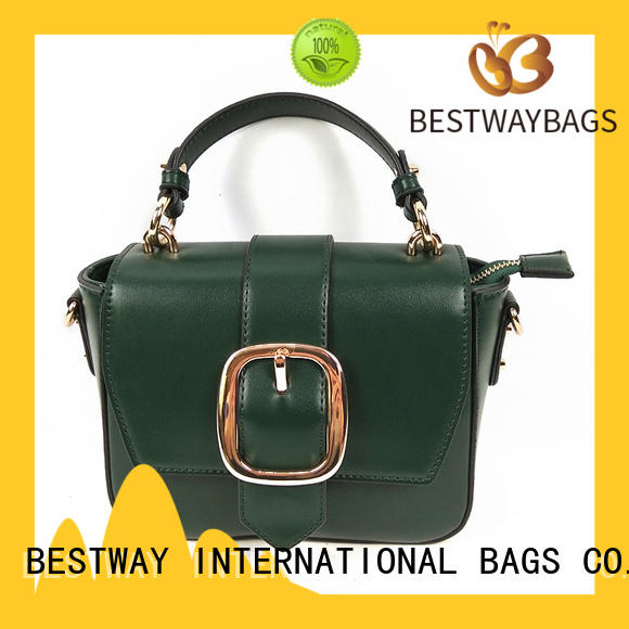 ladies pu bag supplier for lady