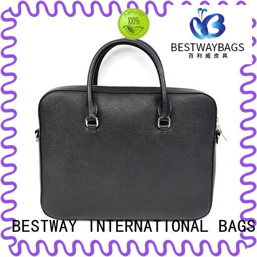 Bestway side leather handbags bags for date