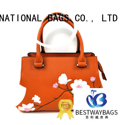 simple polyurethane bag quality supplier for ladies