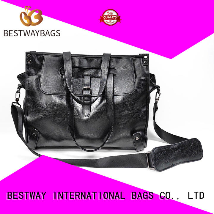 Bestway simple polyurethane bag Chinese for lady