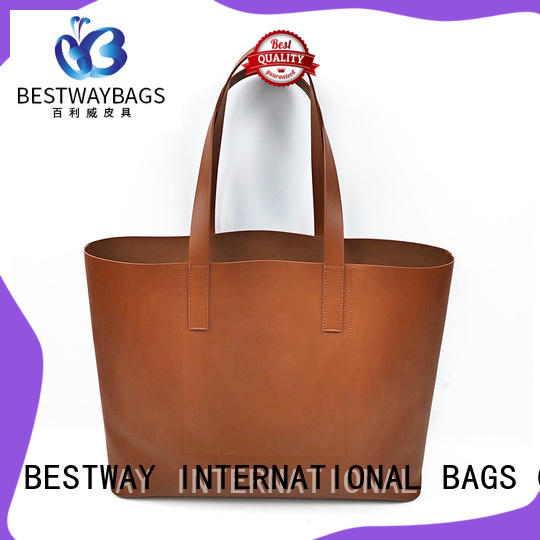 leisure pu bag oversized online for lady