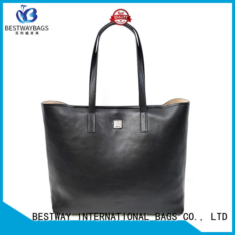 leather crossbody bag oversized for work Bestway