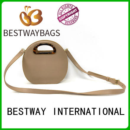 leisure is pu leather real leather body for sale for women