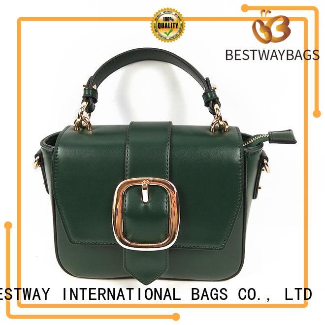 Bestway brand polyurethane bag supplier for girl