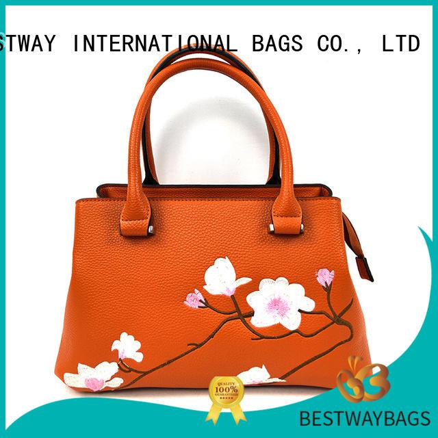 Bestway unique pu bag for sale for women
