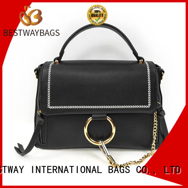 Bestway vintage is pu leather real online for lady