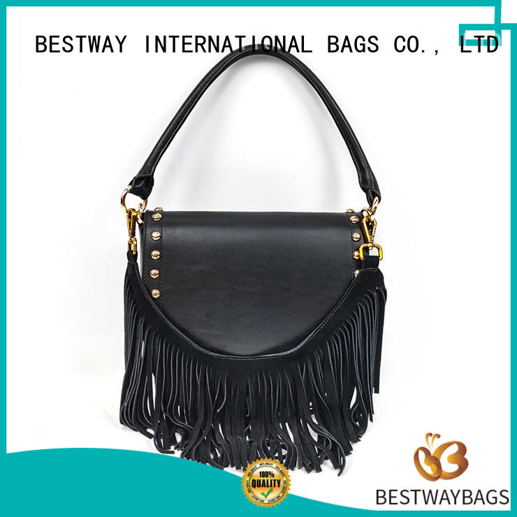 Bestway branded ladies leather bags online shopping on sale