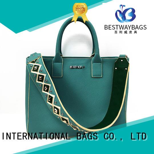 leisure fashion shoulder bag bag supplier for girl