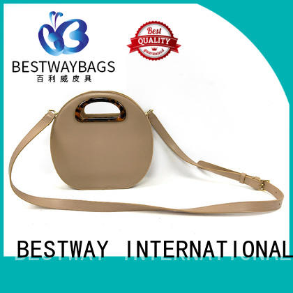 Bestway elegant embroidered handbag supplier for ladies