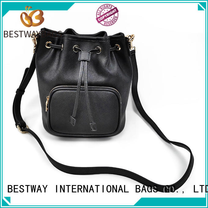 Bestway popular leather bag on sale for school