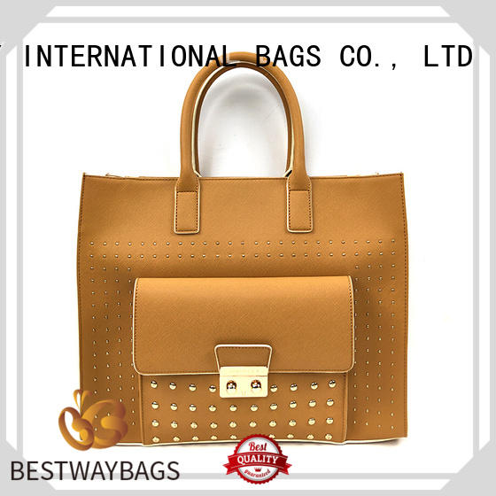 Bestway fashion pu bags china for sale for women
