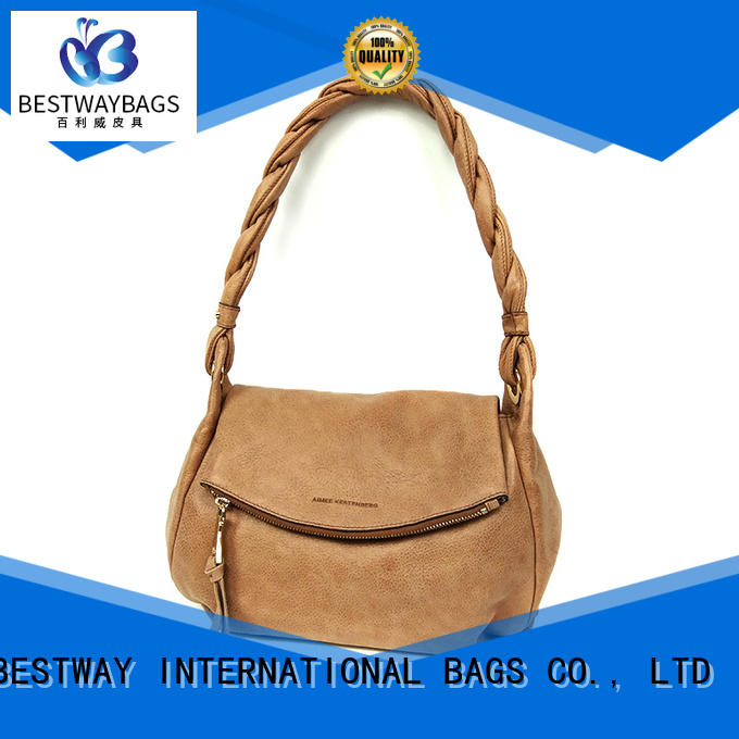 Bestway small leather like bags Chinese for lady