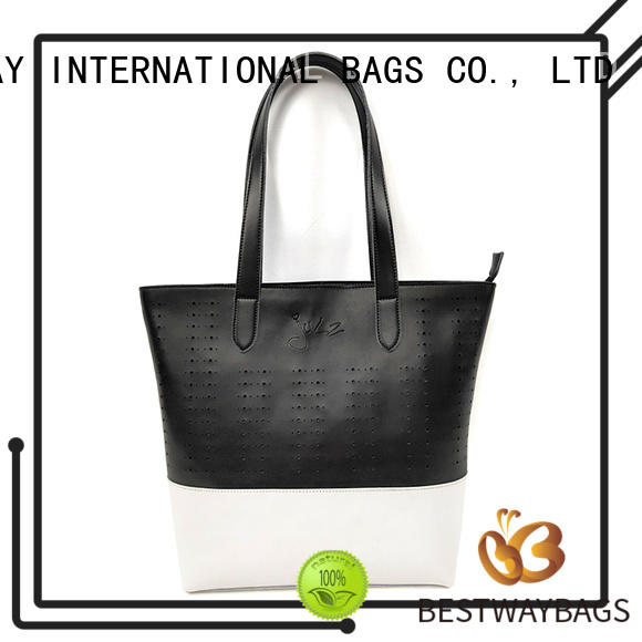 Bestway leisure pu leather bag for sale for girl