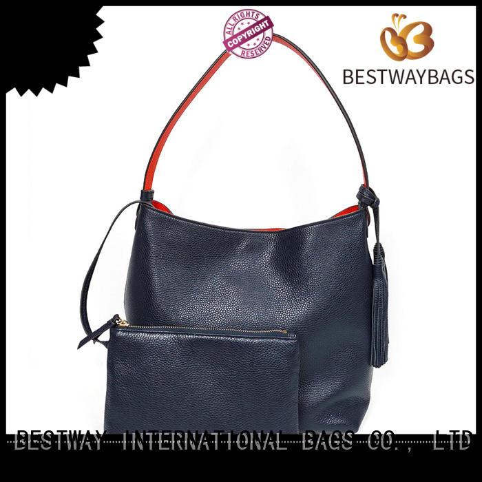 elegant leather bag on sale Bestway